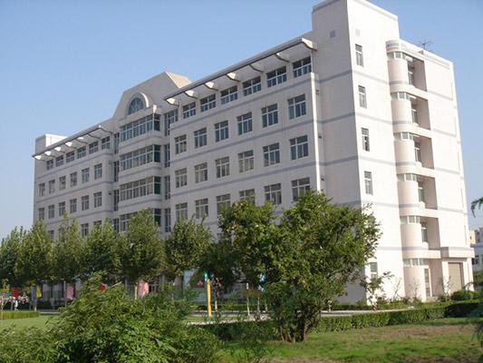 陕西交通职业技术学院校园风光2
