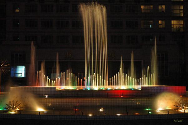 陕西交通职业技术学院校园风光4