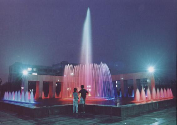 甘肃工业职业技术学院校园风光2