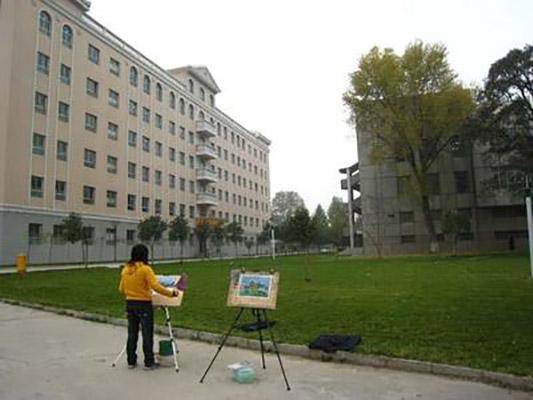 甘肃工业职业技术学院校园风光5