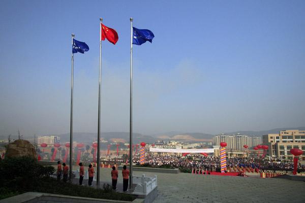 郴州职业技术学院校园风光2