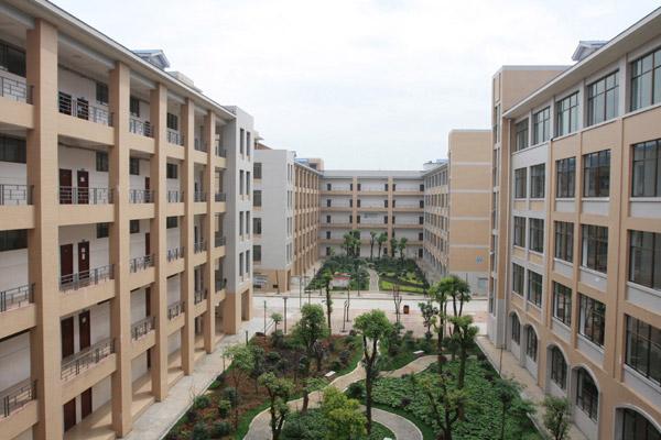 郴州职业技术学院校园风光4