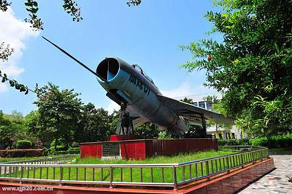 张家界航空工业职业技术学院校园风光4