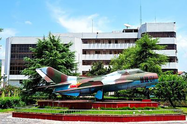 张家界航空工业职业技术学院校园风光5