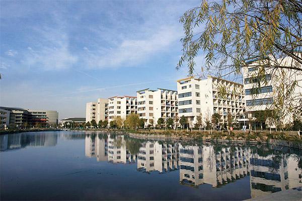 浙江建设职业技术学院校园风光3