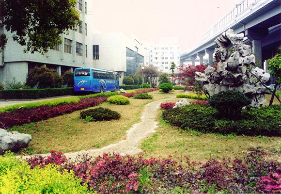 浙江商业职业技术学院校园风光2
