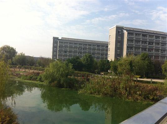 浙江旅游职业学院校园风光4