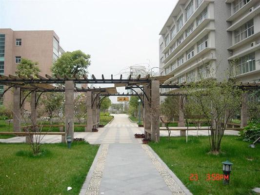 浙江金融职业学院校园风光4