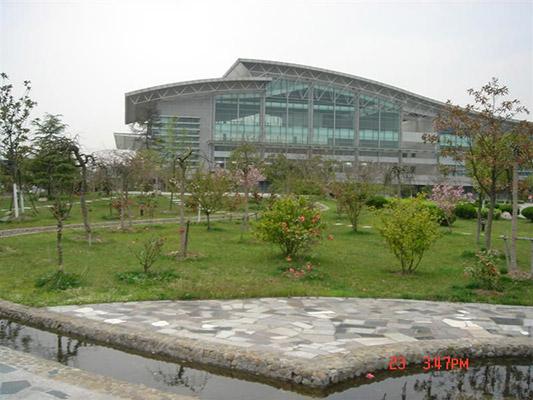 浙江金融职业学院校园风光5