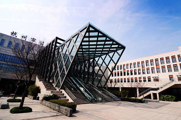 杭州职业技术学院校园风光1