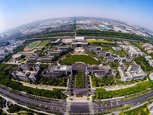杭州职业技术学院校园风光2