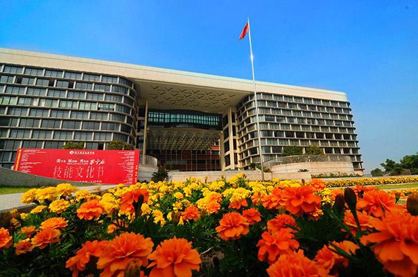 杭州职业技术学院校园风光4