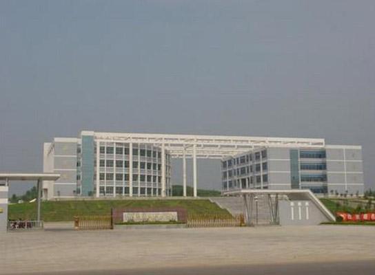 天津交通职业学院校园风光2