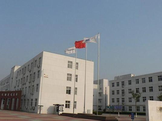 天津交通职业学院校园风光3
