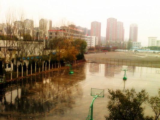 河北旅游职业学院校园风光1