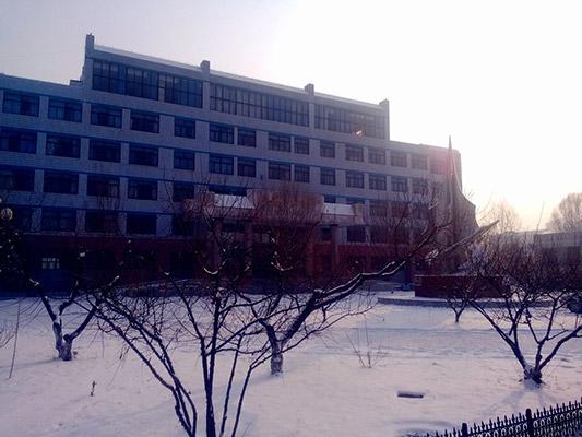 河北旅游职业学院校园风光2