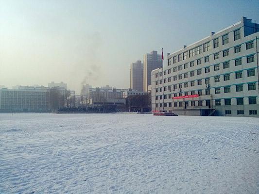 河北旅游职业学院校园风光3