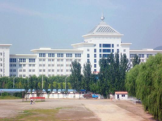 河北旅游职业学院校园风光4
