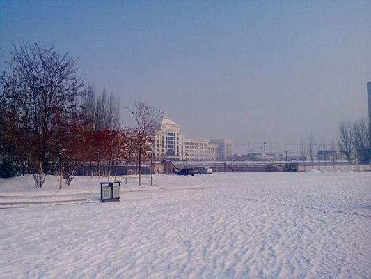 河北旅游职业学院校园风光5