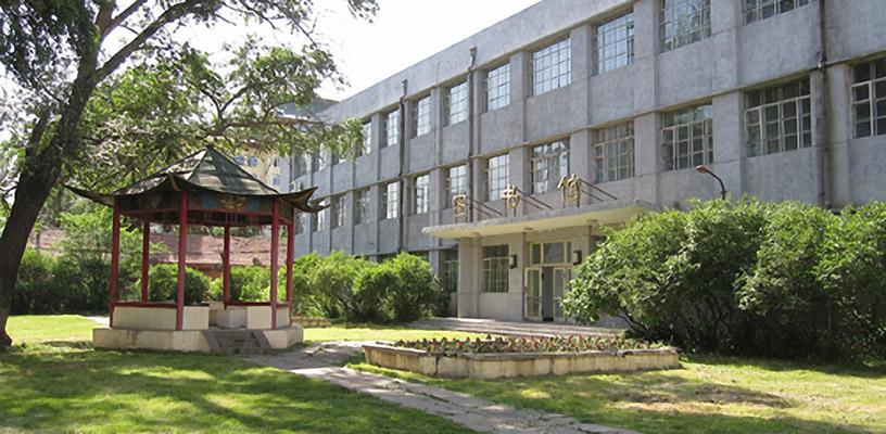 哈尔滨铁道职业技术学院校园风光1