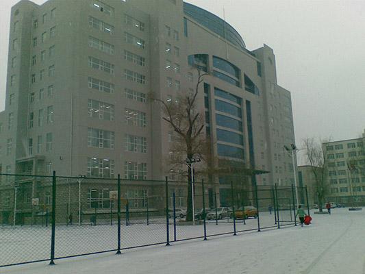 哈尔滨铁道职业技术学院校园风光2