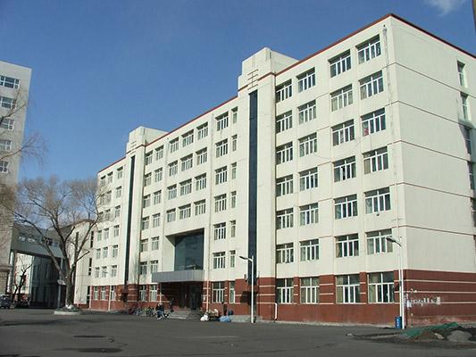 哈尔滨铁道职业技术学院校园风光3