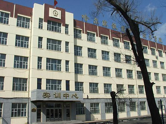 哈尔滨铁道职业技术学院校园风光5