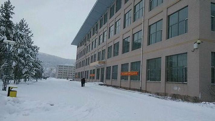 哈尔滨职业技术学院校园风光2