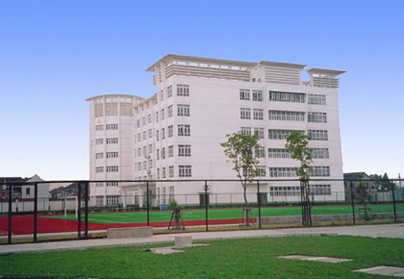 上海邦德职业技术学院校园风光2