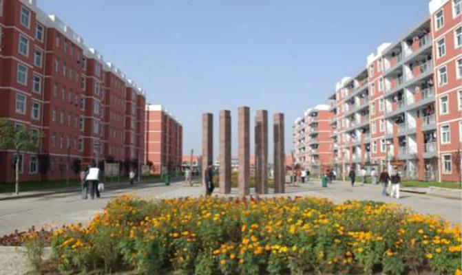 上海邦德职业技术学院校园风光3
