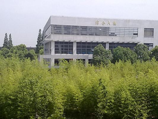 上海中侨职业技术学院校园风光3