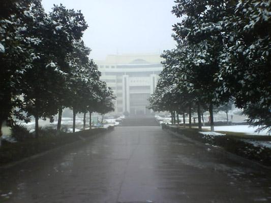 太湖创意职业技术学院校园风光4