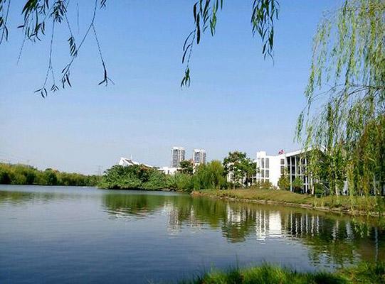 南京科技职业学院校园风光1