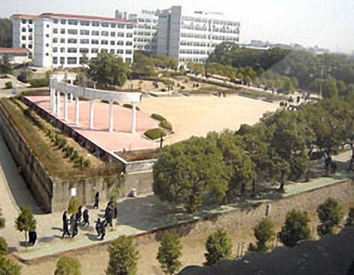 江西司法警官职业学院校园风光3