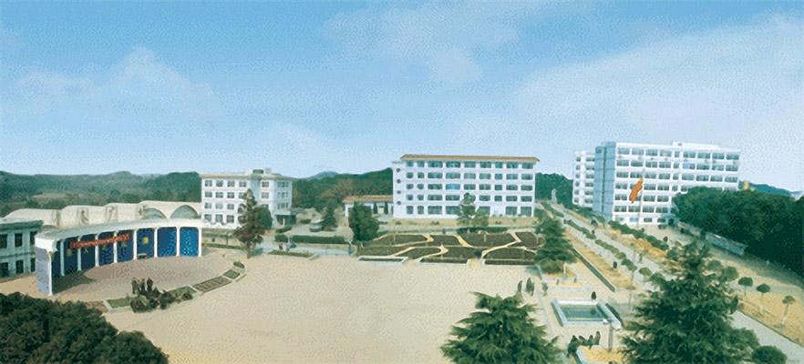 江西司法警官职业学院校园风光4