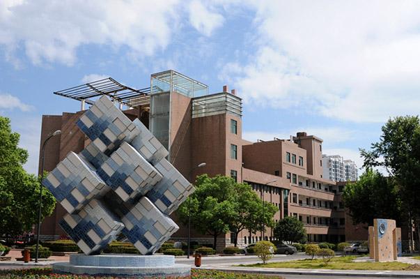 江西陶瓷工艺美术职业技术学院校园风光2