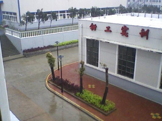 江西电力职业技术学院校园风光1