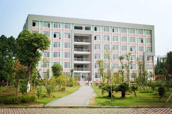 江西环境工程职业学院校园风光1