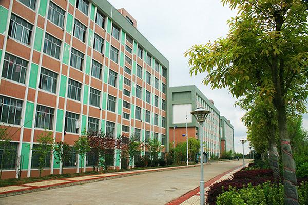 江西环境工程职业学院校园风光2