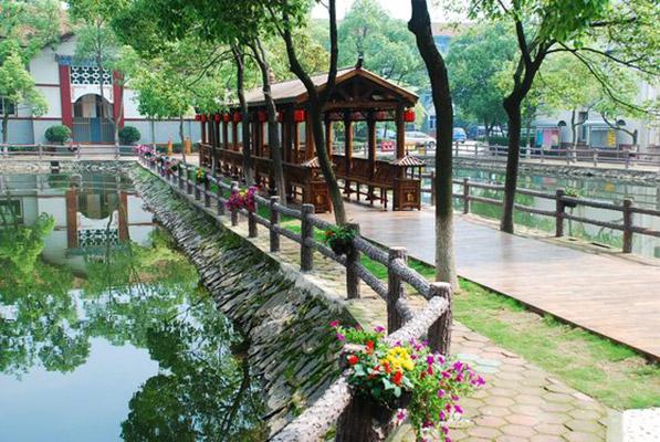 江西艺术职业学院校园风光5