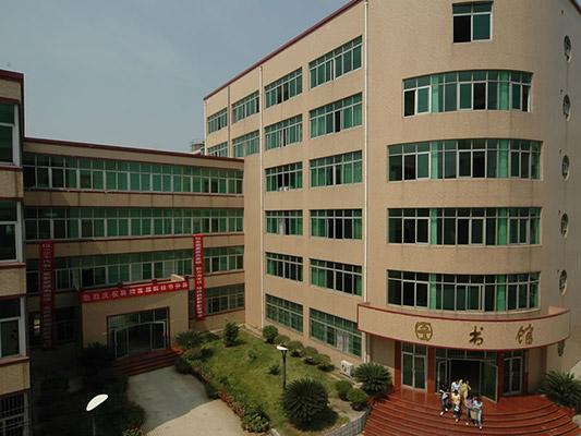 江西信息应用职业技术学院校园风光1