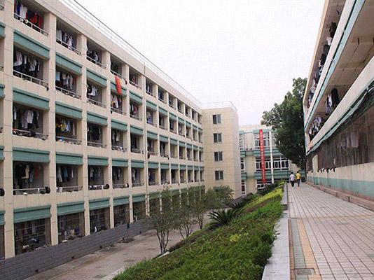 江西信息应用职业技术学院校园风光5