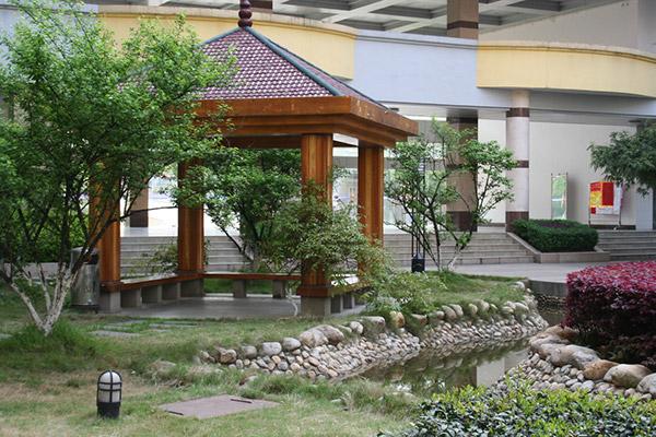 江西财经职业学院校园风光5