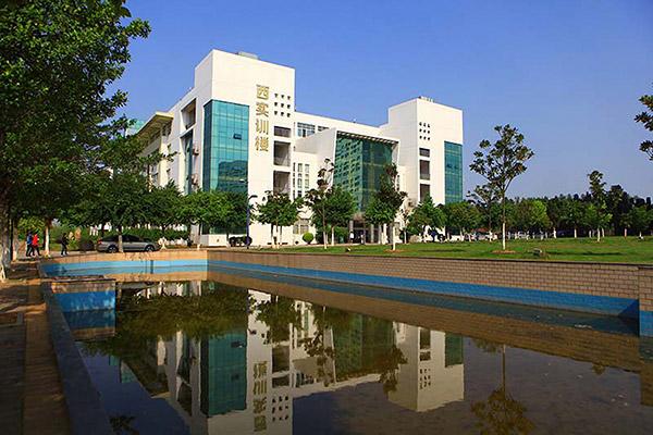 江西应用技术职业学院校园风光3