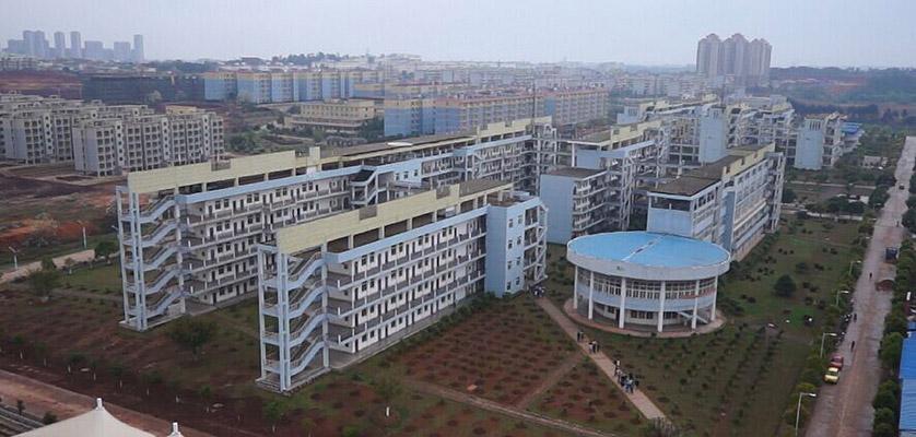 江西应用技术职业学院校园风光5