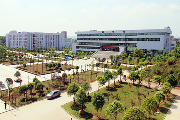 江西工业工程职业技术学院校园风光2
