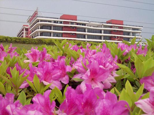 武汉铁路职业技术学院校园风光1