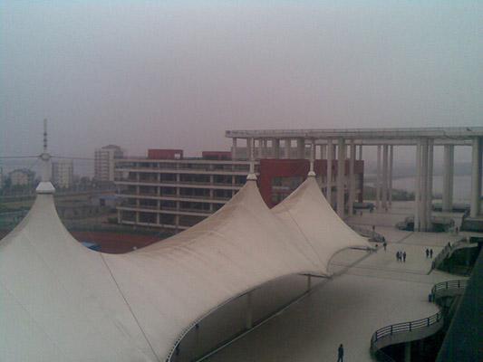 武汉铁路职业技术学院校园风光3