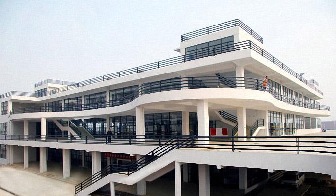 武汉铁路职业技术学院校园风光5