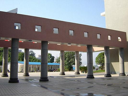 湖北三峡职业技术学院校园风光2